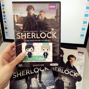 Sherlock bookmarks